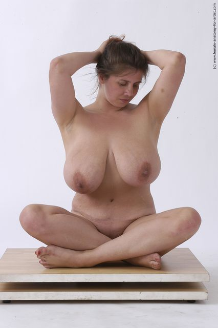 Really. nude art model sitting