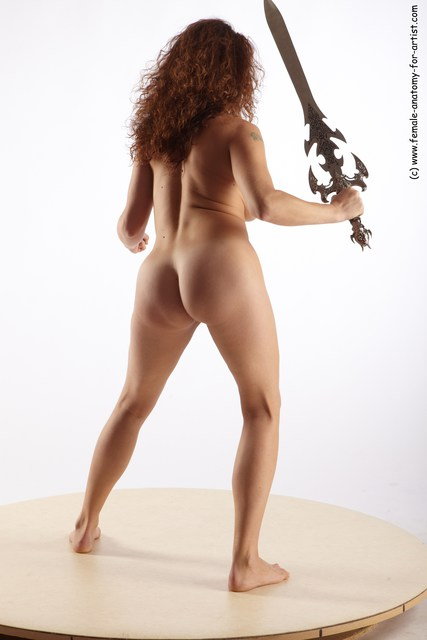 Fantasy art of nude women and men-7614