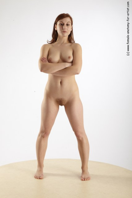 women standing Nude