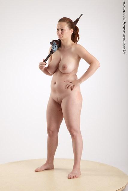 Amateur oiled body sex