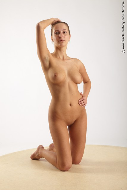 Shemale movie real female anatomy nude pose