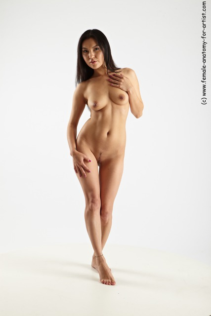 Female nude anatomy photos