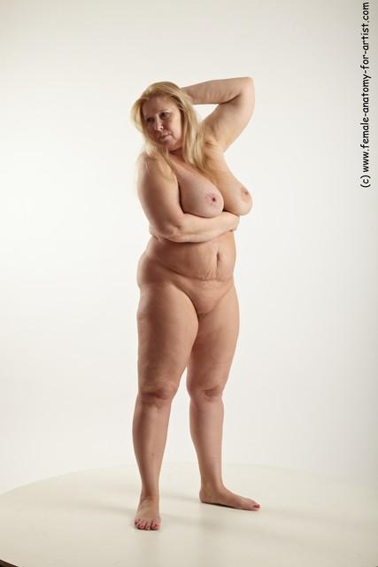 Artistic nude fat women 5