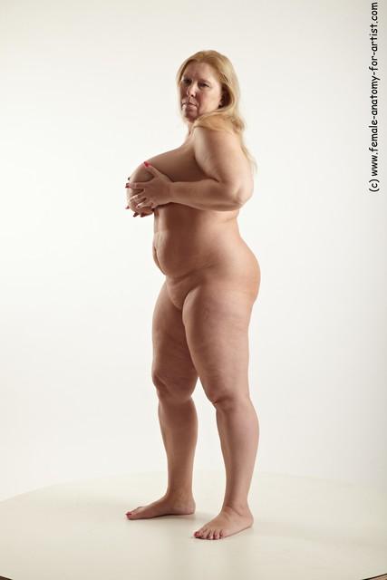 nude overweight