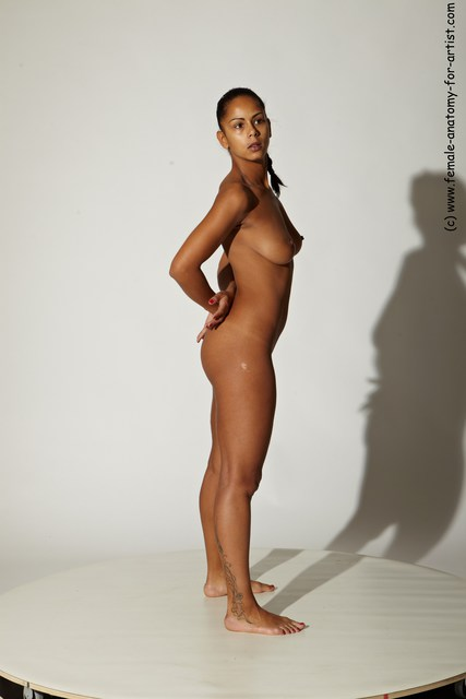 Naked black girls standing nude thanks