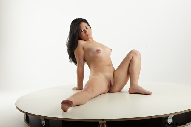 black asian women nude