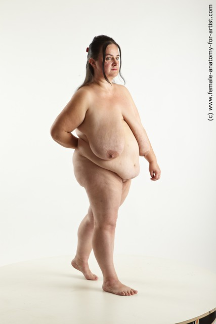 naked Overweight photo woman