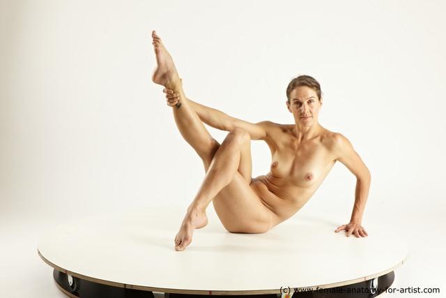 Woman Multi angle poses