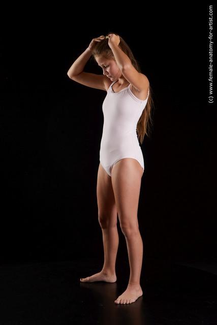 Underwear Woman Standard Photoshoot