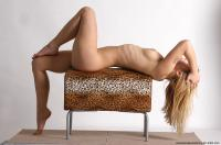 Photo Reference of bohumila laying pose 09