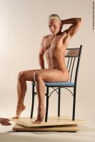 Photo Reference of kristin sitting pose 32