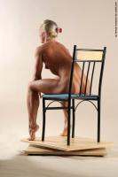 Photo Reference of kristin sitting pose 18