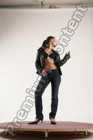 Photo Reference of bohdana standing pose 01c