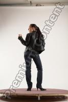 Photo Reference of bohdana standing pose 05c