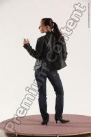 Photo Reference of bohdana standing pose 05b