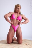 Photo Reference of alana kneeling pose 39