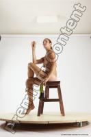 Photo Reference of ingrida sitting pose 01c