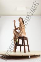 Photo Reference of ingrida sitting pose 02c