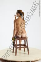 Photo Reference of ingrida sitting pose 04b