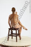 Photo Reference of ingrida sitting pose 06b
