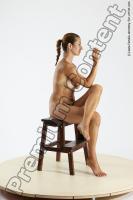 Photo Reference of ingrida sitting pose 10b