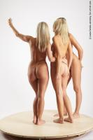 Photo Reference of 3women pose 28