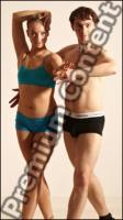 Human Anatomy poses - Samba
