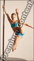 Pole Dance reference poses