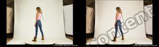 Photo Reference of stereoscopic shenika pose 612