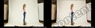 Photo Reference of stereoscopic shenika pose 615