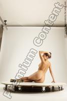 Photo Reference of 3f della pose sitting