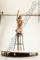 Photo Reference of mercedes standing pose 04