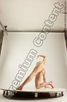 Photo Reference of vivian kneeling pose 01